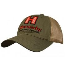 Hornady OD & TAN MESH CAP (HORN-99284)