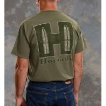 Hornady SAGE & TAN TSHIRT LG (HORN-9974L)