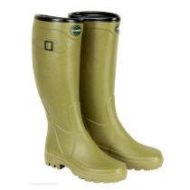 Le Chameau Ladies City Alltrack Wellington Boots COTTON BCB1852