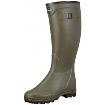Le Chameau Ladies Alltracks Country Wellington Boots COTTON BCB1750