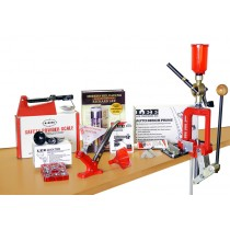 Lee Precision Deluxe Challenger Press Kit 90080