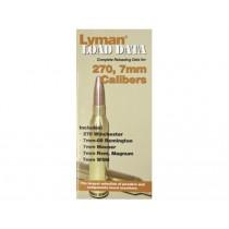 Lyman Load Data Book 270 / 7mm Calibres LY9780012