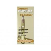 Lyman Load Data Book 30 Calibre LY9780014