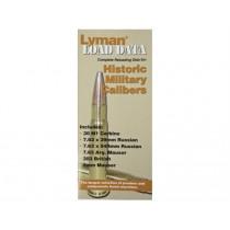 Lyman Load Data Book Old Military Calibre LY9780016