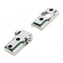 Millett STD Turn In 2 Piece Bases - Browning A-Bolt NICKEL BB00905