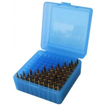 MTM 100 Round Rifle Ammunition Box