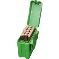 MTM 20 Round Rifle Ammunition Belt Carrier RS-20 GREEN