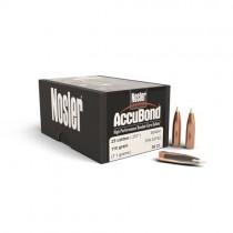 Nosler AccuBond 25 CAL .257 110Grn Spitzer 50 Pack NSL53742