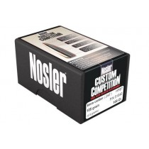 Nosler Custom 8mm (.323) 200Grn HPBT (100 Pack) (NSL49524)