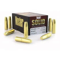 Nosler Solid Dangerous Game 475 CAL (.475) 500Grn (25 Pack) (NSL28455)