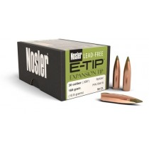 Nosler E-Tip Lead Free 8mm (.323) 180Grn (50 Pack) (NSL59265)