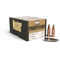 Nosler Partition 8mm (.323) 200Grn Spitzer (50 Pack) (NSL35277)