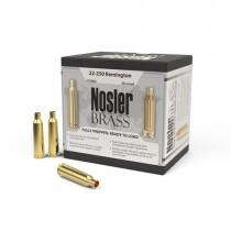 Nosler Custom Rifle Brass 22-250 REM (50 Pack) (NSL10065)