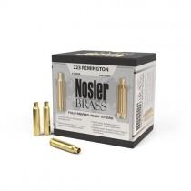 Nosler Custom Rifle Brass 223 REM (100 Pack) (NSL10098)
