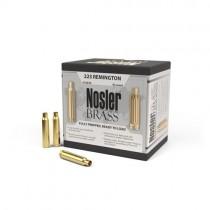 Nosler Custom Rifle Brass 223 REM 50 Pack NSL10070
