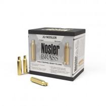 Nosler Custom Rifle Brass 22 NOSLER 100 Pack NSL10067