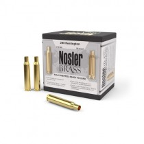 Nosler Custom Rifle Brass 280 REM (50 Pack) (NSL10160)