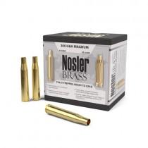 Nosler Custom Rifle Brass 300 H&H MAG (25 Pack) (NSL11800)