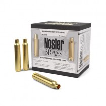 Nosler Custom Rifle Brass 300 RUM (25 Pack) (NSL11940)