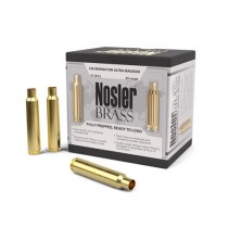 Nosler Custom Rifle Brass 338 RUM (25 Pack) (NSL11912)