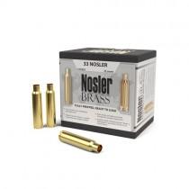 Nosler Custom Rifle Brass 33 NOSLER (25 Pack) (NSL10222)
