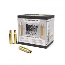 Nosler Custom Rifle Brass 7mm-08 REM (50 Pack) (NSL10187)