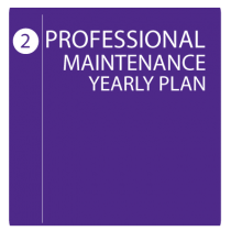 Professional Maintenance Yearly Plan