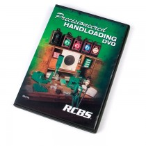 RCBS Precisioneered Hand Loading DVD RCB-99910