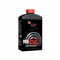 Reload Swiss RS-62 Rifle Powder 1Kg (RS62)