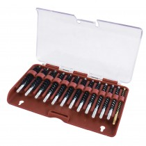 Tipton 13 Piece Nylon Bristle Rifle BORE Brush Set (BF615333)
