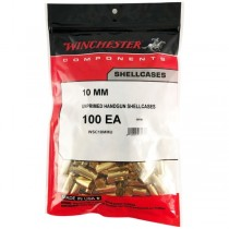 Winchester Brass 10MM AUTO (100 Pack) (WINU10MM)