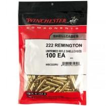 Winchester Brass 222 REM (100 Pack) (WINU222)