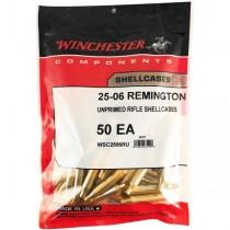 Winchester Brass 25-06 REM (50 Pack) (WINU2506)