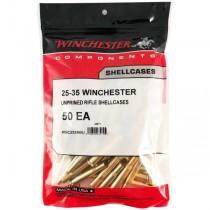 Winchester Brass 25-35 WIN (50 Pack) (WINU2535)