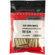 Winchester Brass 300 WIN MAG (50 Pack) (WINU300MAG)