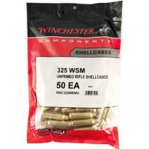 Winchester Brass 325 WSM (50 Pack) (WINU325)