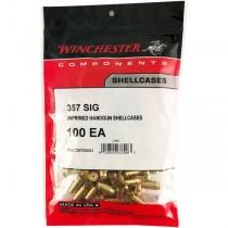 Winchester Brass 357 SIG (100 Pack) (WINU357SIG)