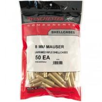 Winchester Brass 8x57 MAUSER (50 Pack) (WINU8X57)