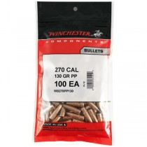 Winchester Bullet 270 CAL 130Grn PP (.277) (100 Pack) (WINB270PP130)