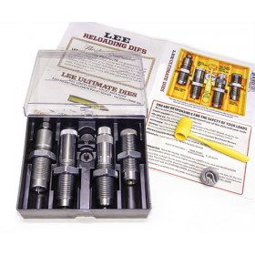 Lee Precision Ultimate Rifle 4 Die Set