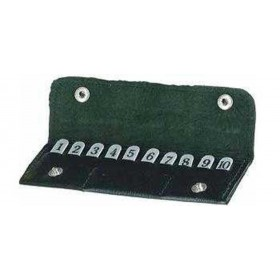 Bisley Peg Position Finder Wallet 1-10