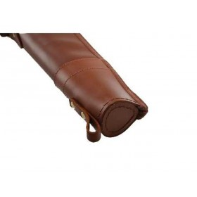 Croots Byland Leather Shotgun Slip Zip/Handles