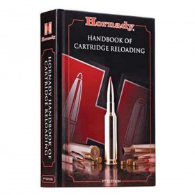 Hornady Reloading Manual 9th Edition-Hardback