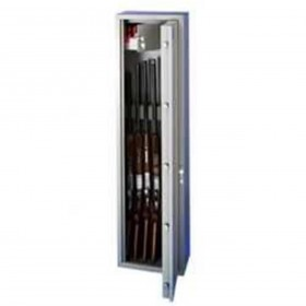 Brattonsound RL5+ Extra Deep Rifle Cabinet with Internal Locking Top (RL5)