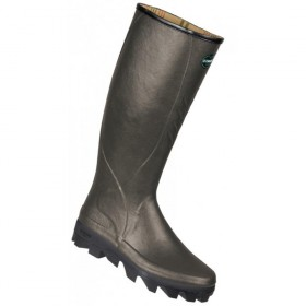 Le Chameau Mens Ceres Security Wellington Boots COTTON