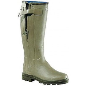 Le Chameau Mens Chasseurnord Wellington Boots NEOPRENE
