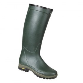 Le Chameau Mens Country Vibram Neo Wellington Boots NEOPRENE (BCB1906)