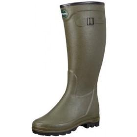 Le Chameau Ladies Alltracks Country Wellington Boots COTTON