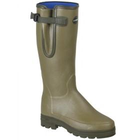 Le Chameau Mens Vierzonord Wellington Boots NEOPRENE