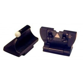 Lyman 16AML and 37ML Replacement Front & Rear Hunting Sight Set for Muzzleloaders